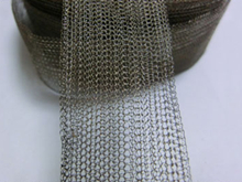 25.4mm Monel Knitted Wire Mesh