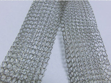 20mm width knitted wire mesh