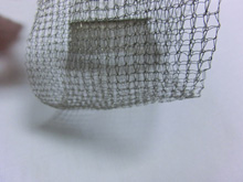 70mm width knitted wire mesh