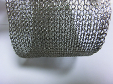 60mm width knitted wire mesh
