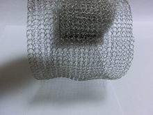 100mm width knitted wire mesh