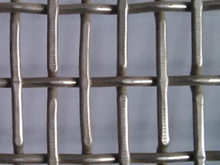 5x15mm Slot Hole Crimped Mesh