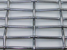 10x20 Slot Hole Crimped Mesh
