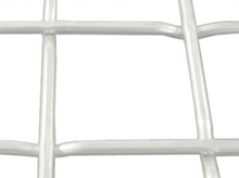 30mm Flat Top Crimped Wire Mesh