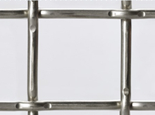 25mm Lock Crimped Wire Mesh