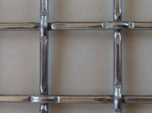 20mm Lock Crimped Wire Mesh