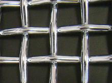 10.0mm Plain Crimped Wire Mesh