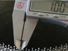 2.0mm Plain Crimped Wire Mesh