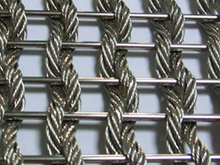HCR 8x8mm Cable and Rod Mesh