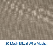 30 mesh nickel wire mesh fabric pdf
